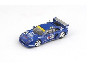 Spark Model S2276 VENTURI 500 LM N.91 28th LM 1993 ROUSSEL-SEZIONALE-ROHEE 1:43 Modellino