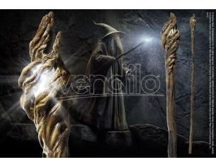 Bastone illuminato Gandalf Lo Hobbit 186cm Signore degli Anelli Noble Collection