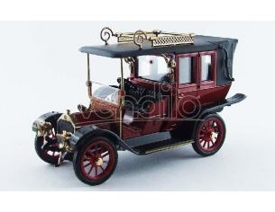 Rio RI4453 MERCEDES 20-35 PS 1909 DARK RED 1:43 Modellino