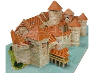 Aedes Ars ADS1012 CASTELLO DI CHILLON SWITZERLAND SEC.XII PCS 8900 KIT 1:190 Modellino