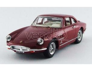 Best Model BT9598 FERRARI 330 GTC COUPE' 1966 RED MET.1:43 Modellino