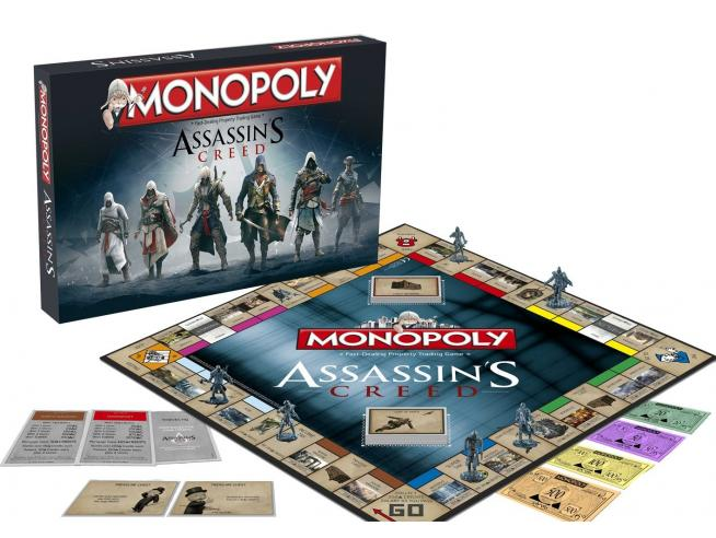Giochi da tavolo winning moves wimo000ac in giochi e modellismo manga e action figures giochi da - Monopoli gioco da tavolo ...