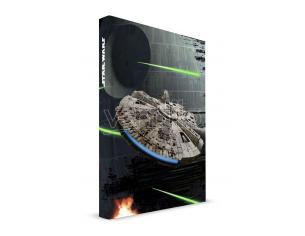 Sd Toys Sw Millenium Falcon Agenda Light/sound Taccuino