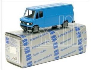 Conrad 1604 MERCEDES 307 VAN BLUE 1/50 PASSO Modellino