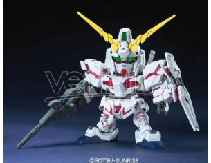 Bandai Model Kit Bb Gundam Unicorn Rx-0 360 Model Kit