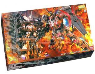 Bandai MG Unicorn Gundam Screen Image Special Set Costruzioni, 1/100