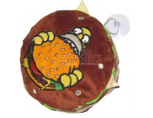 Simpsons Mini cushion with Suction Cup Burger 18 cm United Labels