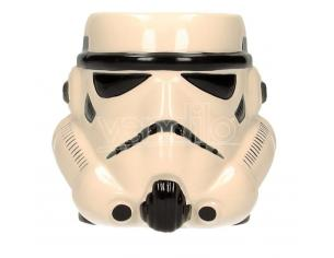 SD TOYS SW STORMTROOPER HEAD 3D MUG TAZZA