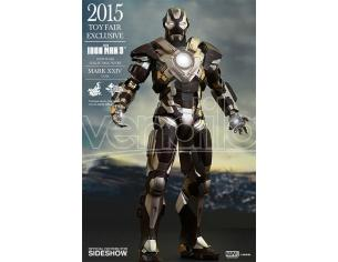 HOT TOYS IRON MAN 12 MARK XXIV TANK AF ACTION FIGURE