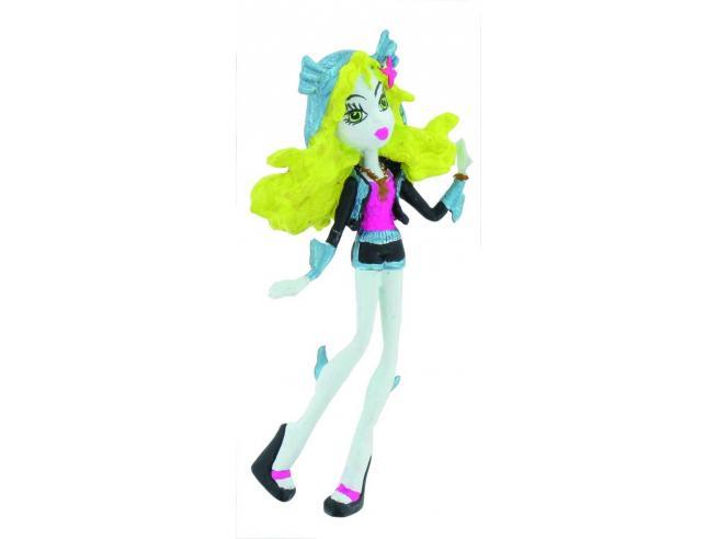 Figura Monster High Mini Figure Lagonna Blue 10 cm Comansi