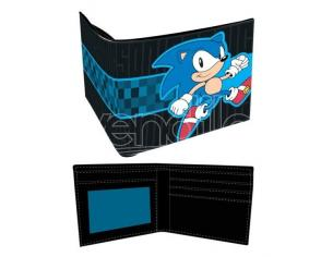Sonic The Hedgehog Portafoglio Wallet Jump Bioworld