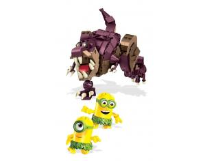 Mega Bloks Minions Construction Set Dino Ride Mega Brands
