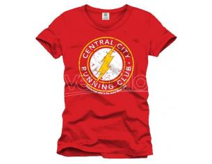 Maglietta  The Flash T Shirt Flashpoint Paradox Size L CODI