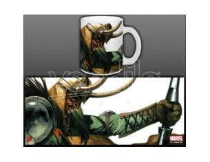 SEMIC MARVEL VILLAIN LOKI MUG TAZZA