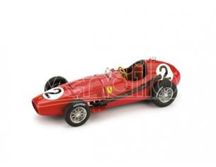 Brumm BM0068 FERRARI M.HAWTHORN 1958 N.2 2nd GR.BRITAIN GP WORLD CHAMPION 1:43 Modellino