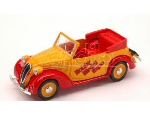 Brumm BMS0503 FIAT 1100 CABRIO 1937 HOBBY MODEL EXPO 2005 1:43 Modellino
