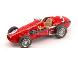Brumm BM0044 FERRARI 500 F 2 A.ASCARI 1953 N.5 WINNER BRITISH GP WORLD CHAMPION 1:43 Modellino
