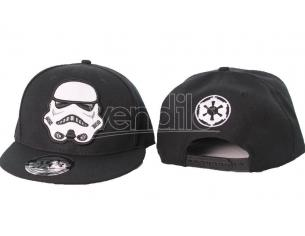 Star Wars Cappellino Regolabile Cappello Nero Berretto Trooper Codi
