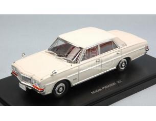 Ebbro EB45306 NISSAN PRESIDENT 252 1987 WHITE 1:43 Modellino