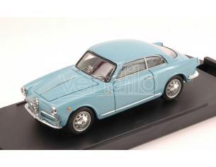 Bang BG7152 ALFA ROMEO GIULIETTA SPRINT 1954 LIGHT BLUE 1:43 Modellino