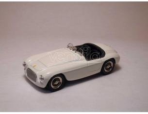 Art Model AM0006 FERRARI 166 MM SPYDER 1969 STREET WHITE 1:43 Modellino