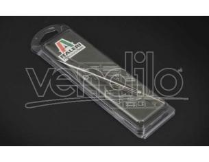 Italeri IT50821 PINZETTE A PUNTA FINE C/BLOCCAGGIO Modellino