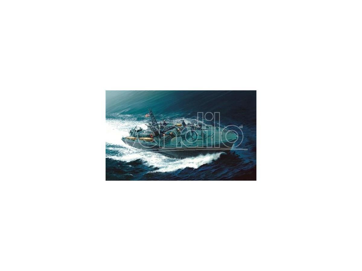 Italeri IT5602 ELCO TORPEDO BOAT KIT 1:35 Modellino