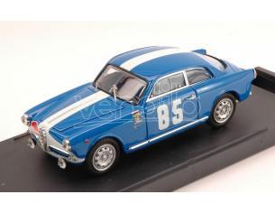 Bang BG7204 ALFA ROMEO GIULIETTA SV N.85 3rd T.DE CORSE 1959 OREILLER-MASOERO 1:43 Modellino
