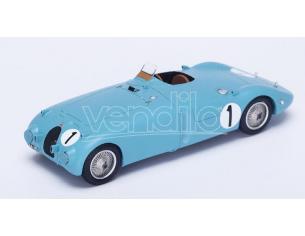 Spark Model S43LM39 BUGATTI 57 C N.1 WINNER LM 1939 J.P.WIMILLE-P.VEYRON 1:43 Modellino