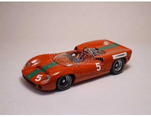 Best Model BT9178 LOLA T70 SPYDER N.5 3rd BRANDS HATCH 1965 JACKIE STEWART 1:43 Modellino