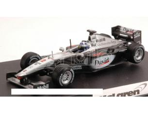 Hot Wheels HW26751 MC LAREN MP4-15 D.COULTHARD 2000 N.2 1:43 Modellino