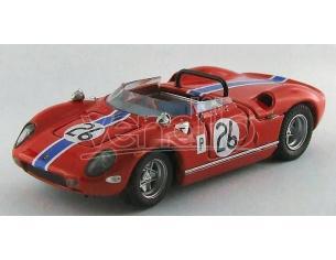 Art Model AM0296 FERRARI 250P N.26 47th 12H SEBRING 1969 RODRIGUEZ-PARSONS 1:43 Modellino