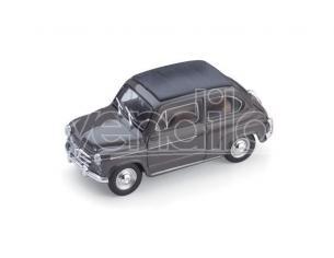 Brumm BM0318-02 FIAT 600D TRASFORMABILE CHIUSA 1960 BEIGE 538 1:43 Modellino
