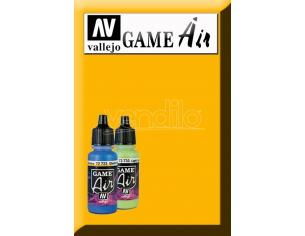 VALLEJO GAME AIR GOLD YELLOW 72707 COLORI