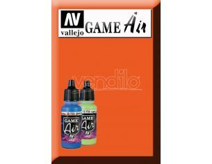 VALLEJO GAME AIR ORANGE FIRE 72708 COLORI