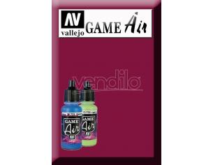 VALLEJO GAME AIR WARLORD PURPLE 72714 COLORI