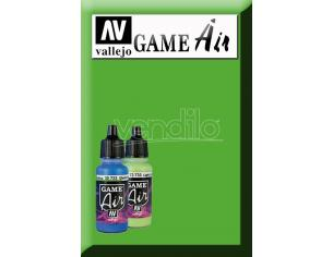 VALLEJO GAME AIR SCORPY GREEN 72732 COLORI