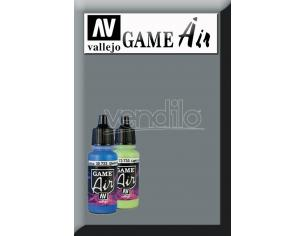 VALLEJO GAME AIR CHAINMAIL SILVER 72753 COLORI