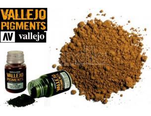 VALLEJO PIGMENT LIGHT YELLOW OCHRE 73102 COLORI