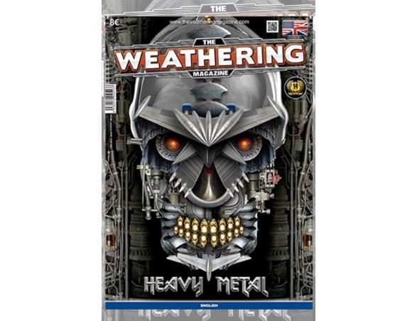 AMMO BY MIG JIMENEZ THE WEATHERING MAG 14 HEAVY METAL ENG VR RIVISTA