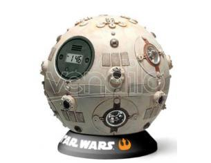 Orologio sveglia remoto con suoni Jedi Star Wars  Joy Toy