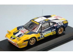 Best Model BT9615 FERRARI 308 GTB N.2 RALLY VALLI PIACENTINE 1980 NICO/BARBAN 1:43 Modellino