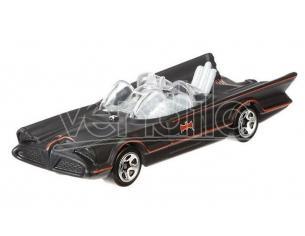 Batman Hot Wheels Diecast Vehicles 1/64 Batman classic TV series Batmobile 1966