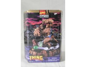 MARVEL COMICS LEVEL 1 THE THING SNAP TOGETHER MODEL KIT SCATOLA ROVINATA
