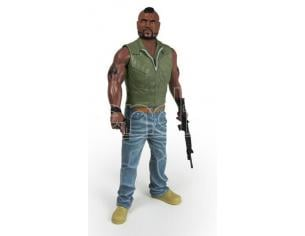 JAZWARES A-TEAM 12 B.A. BARACUS AF ACTION FIGURE