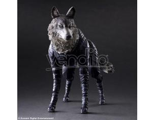 SQUARE ENIX METAL GEAR SOLID V D-DOG P.A.K. ACTION FIGURE