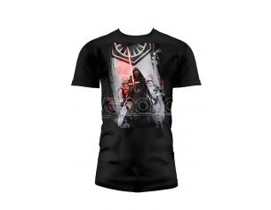 SD TOYS T-SHIRT SW EP7 FIRST ORDER BLACK KIDS TAGLIA L T-SHIRT