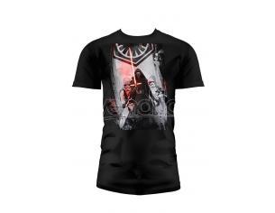 Sd Toys T-shirt Sw Ep7 First Order Nera Bambino Taglia L T-shirt