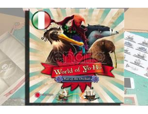 Volumique World Yo Ho War of the Orchids Boardgame Gioco da tavolo