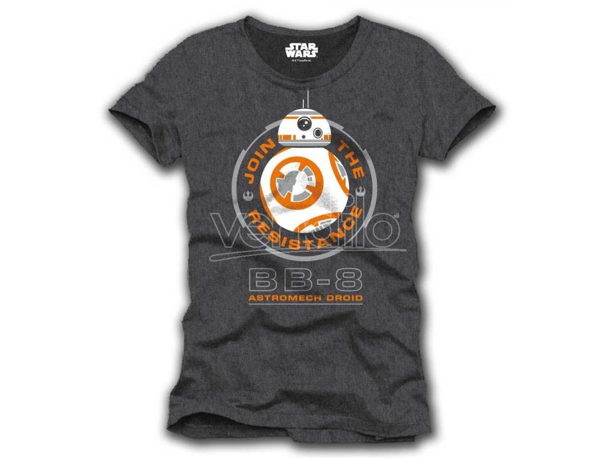 Maglietta BB 8 Star Wars Il risveglio della forza Episode 7 T Shirt Size XL CODI